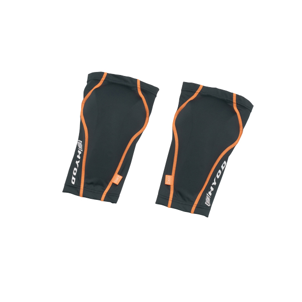 HYOD PRODUCTS STV019D  D3O KNEE BOOSTER BK/OR  ◆全2色◆