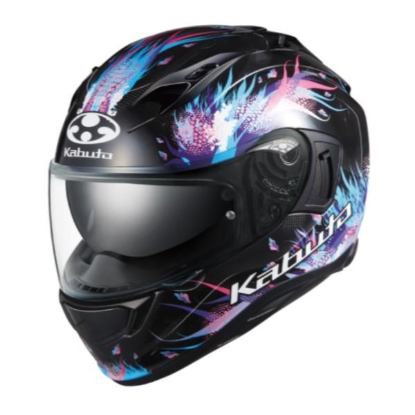 OGK kabuto KAMUI-3 LEIA【カムイ3 レイア】 フルフェイスヘルメット ブラック
