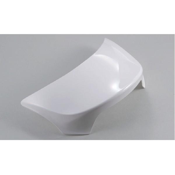 Arai GT スポイラー (カバーのみ) グラスホワイト