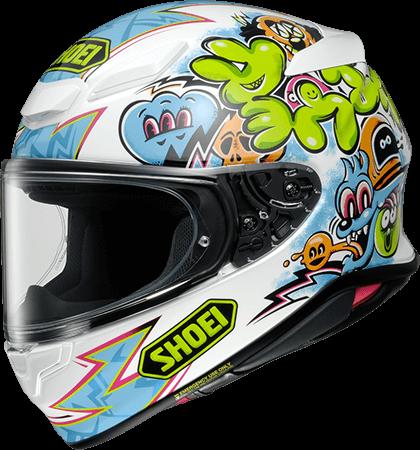 SHOEI ヘルメット (2021年8月末までの受注限定)Z-8  MURAL [ゼットエイト ミューラル] フルフェイスヘルメット