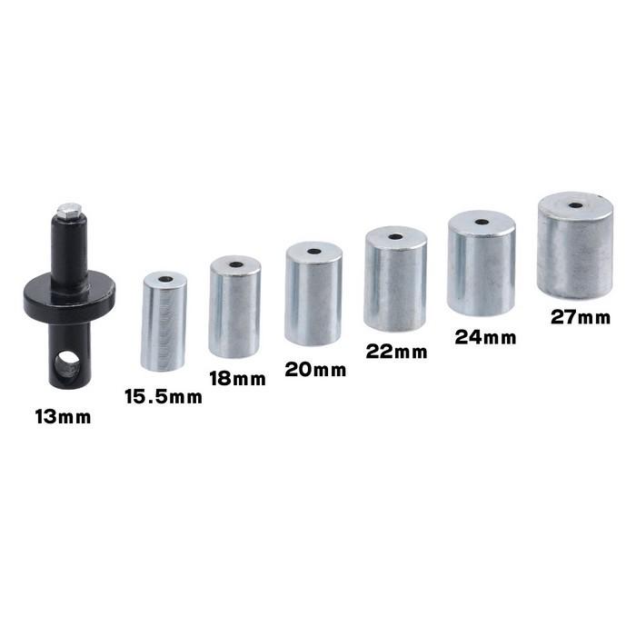 DIRTFREAK UN-B2595 UNIT リプレースメント ステムアダプター 24mm