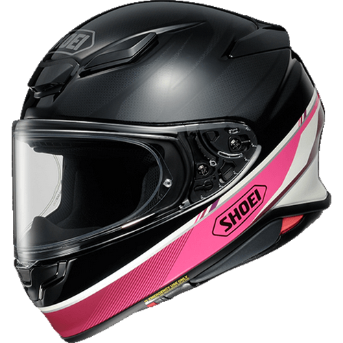 SHOEI ヘルメット Z-8 NOCTURNE [ゼットエイト] ノクターン PINK/BLACK