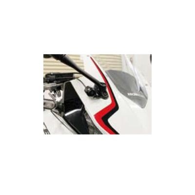KIJIMA 304-5183F ドライブレコーダーカメラ用ステー CBR400/650R 19y- フロント