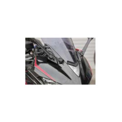 KIJIMA 304-5185F ドライブレコーダーカメラ用ステー YZF-R25/R3 -18y フロント