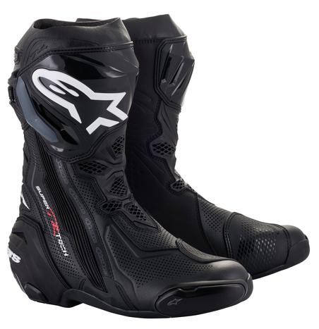 alpinestars 2220121 SUPERTECH R VENTED BOOT BLACK ◆全3色◆