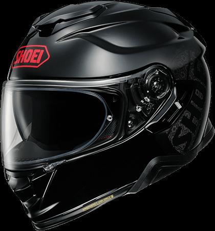 SHOEI ヘルメット GT-Air II EMBLEM【エンブレム】フルフェイスヘルメットTC-1 (RED/BLACK)