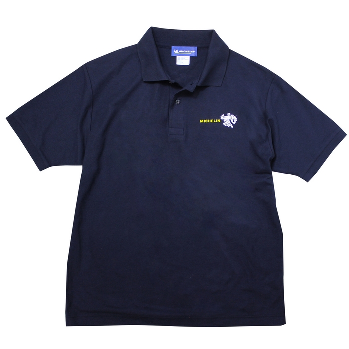Michelin 224133 Michelin Polo-shirts/Bib ネイビー◆全3色◆