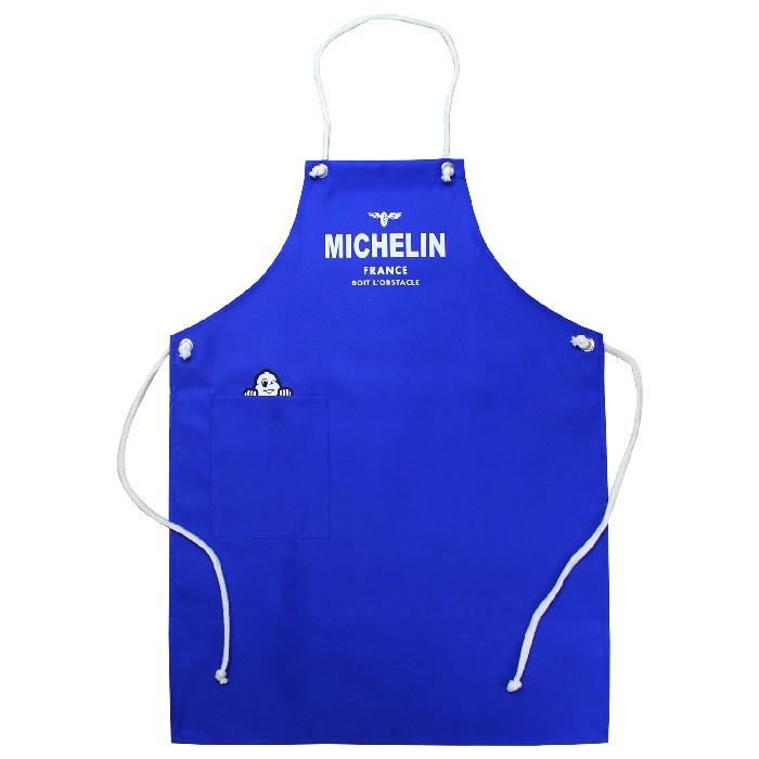 Michelin 224256 Michelin Apron/France ブルー