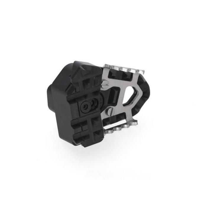 SW-MOTECH ブレーキペダルエクステンション ブラック TENERE700 19