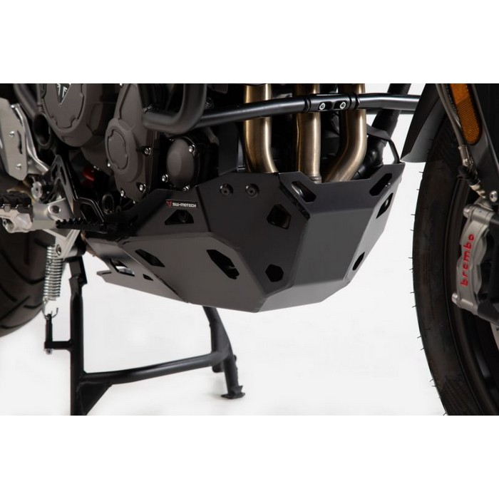 SW-MOTECH エンジン ガード BLK TRIUMPH TIGER900/GT/PRO 19