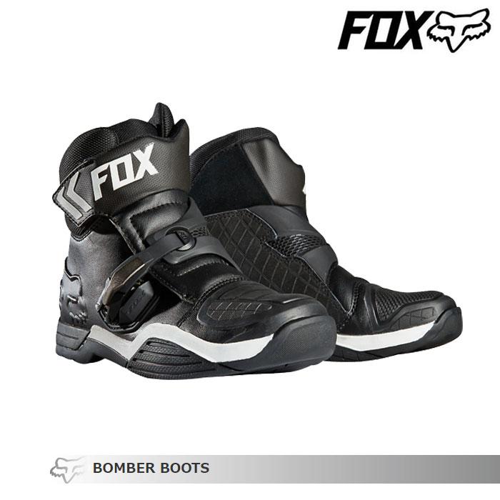 FOX RACING 12341 FOX ボンバー ブーツ 【BOMBER】ブラック