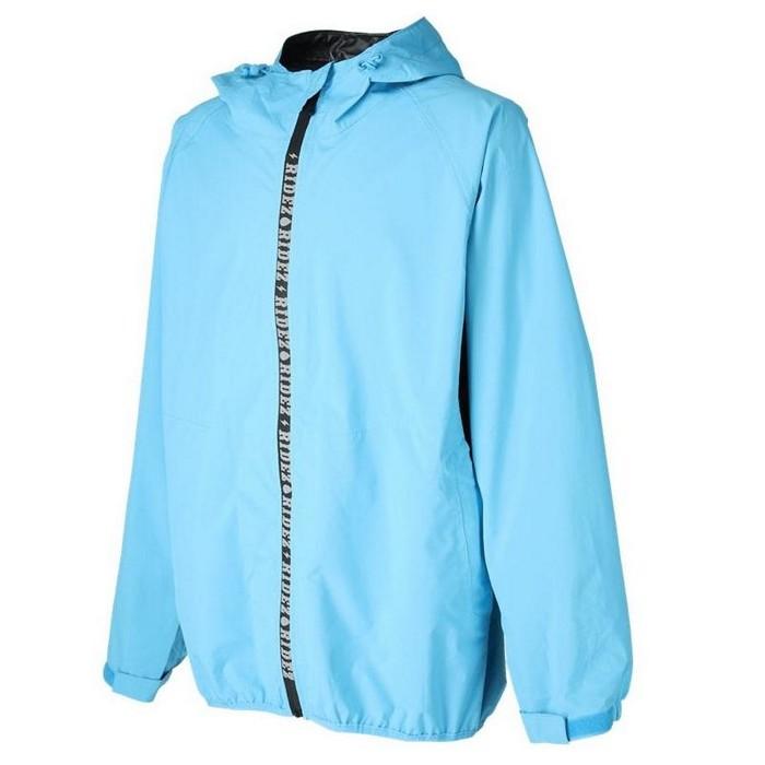 RIDEZ MCR01 MICRO RAINJACKET BLUE ◆全4色◆