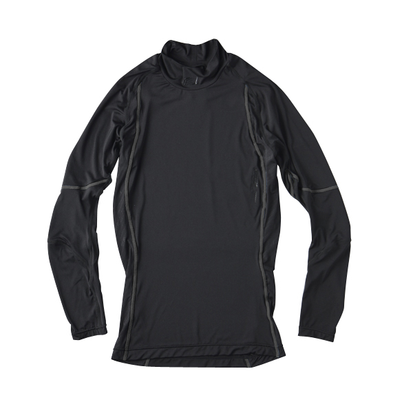 HYOD PRODUCTS HRU001C UNiON COOL UNDER SHIRTS BLACK◆全2色◆