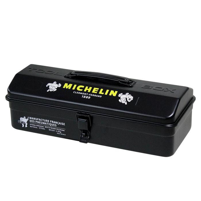 Michelin 270628  Steel Box  Black