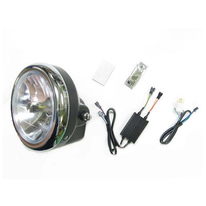 Protec 64014-30 PROTEC LEDマルチリフレクターヘッドライトキット LBH-H30 3000K CT125ハンターカブ