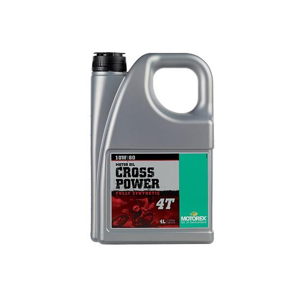 MOTOREX 97794 CROSS POWER 10W60 4L