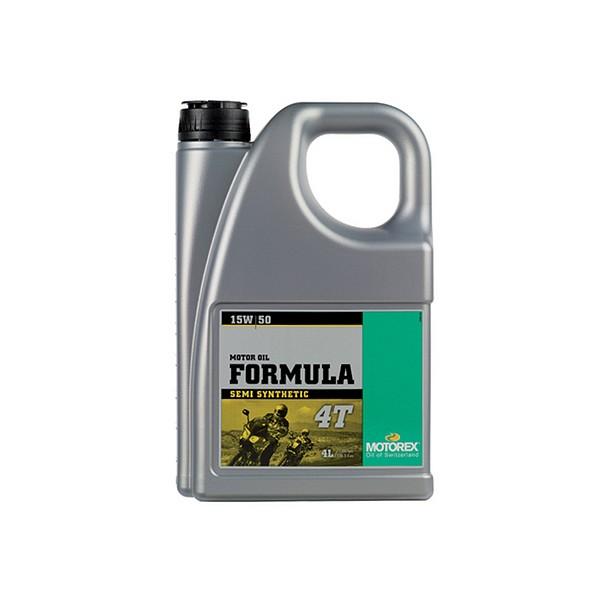 MOTOREX 97805 FORMULA 15W50 4L