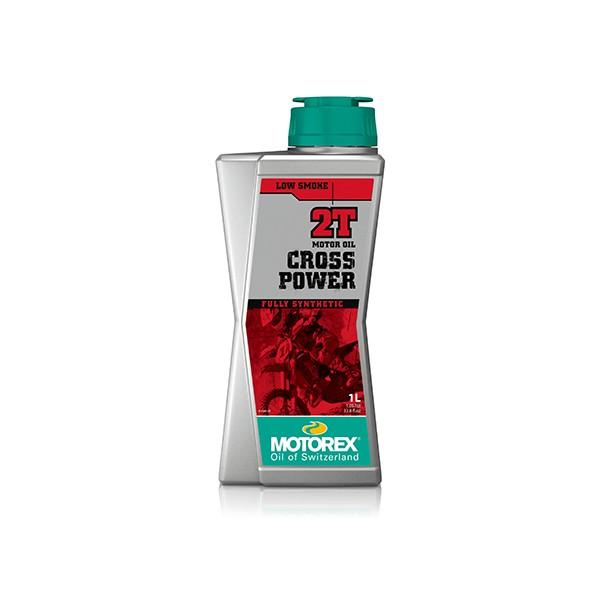 MOTOREX 97813 CROSS POWER 2T 1L