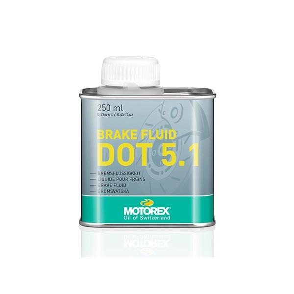MOTOREX 97828 ブレーキフルード DOT5.1