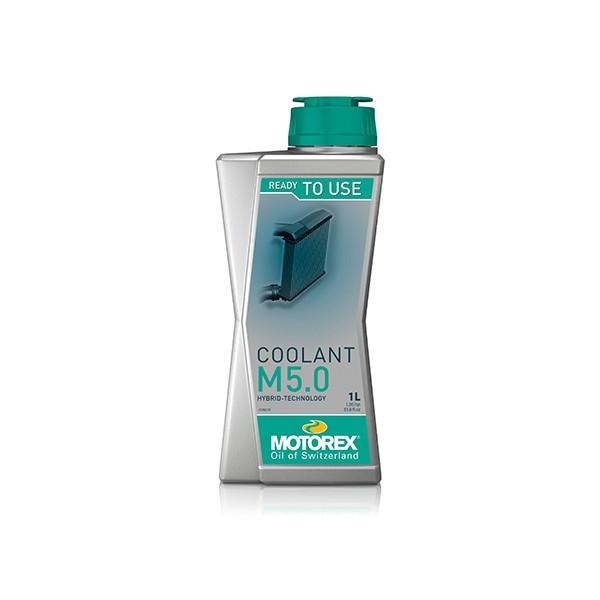 MOTOREX 97836 アンチフリーズ(ラジエタークーラント) M5.0 1L