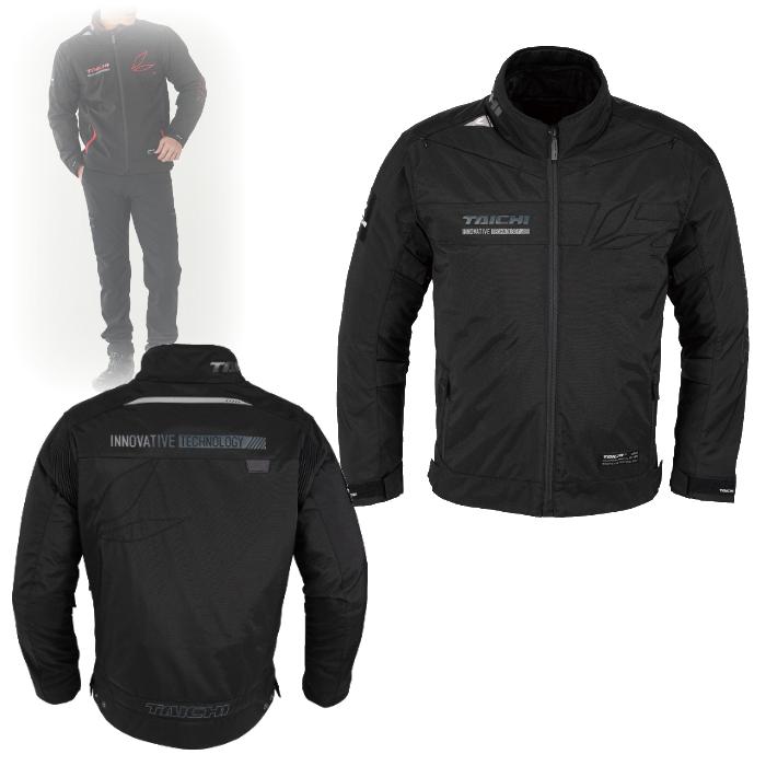 アールエスタイチ RSJ725 レーサー オールシーズン ジャケット ALL BLACK◆全4色◆