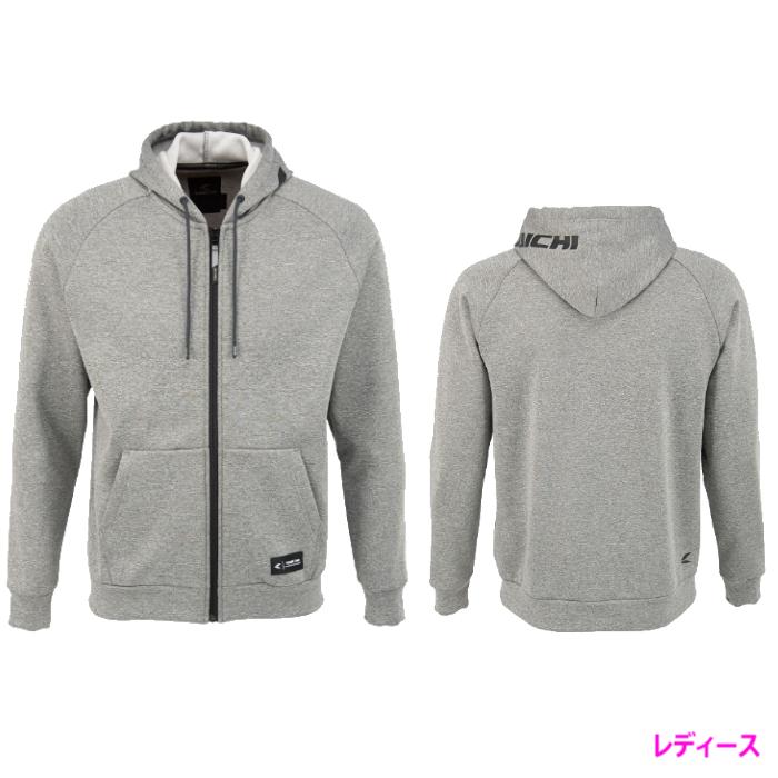 アールエスタイチ (レディース)RSU627 ウォームライド フーデッドシャツ GRAY ◆全2色◆