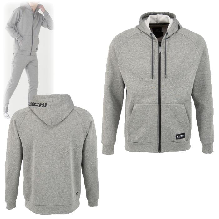 アールエスタイチ RSU627 ウォームライド フーデッドシャツ GRAY ◆全2色◆