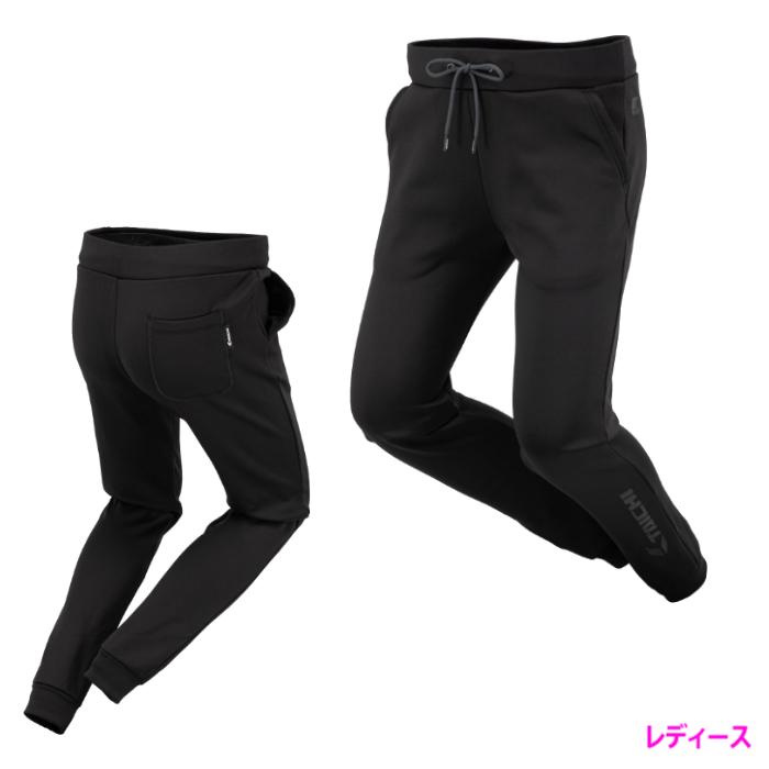 アールエスタイチ (レディース)RSU629 ウォームライド パンツ BLACK ◆全2色◆