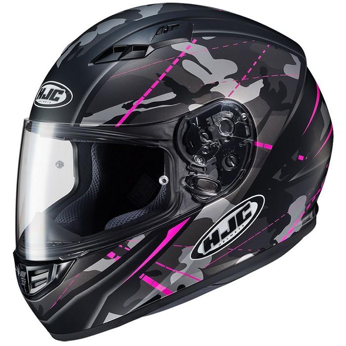 HJC HJH114 CS-15 SONGTAN [ソンタン] フルフェイスヘルメット ピンク