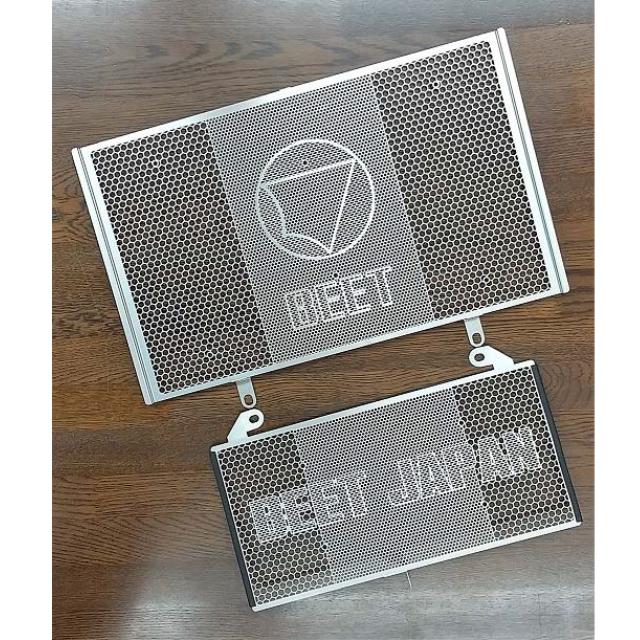 BEET JAPAN 0621-S41-00 '21HAYABUSA用BEETラジエターガード