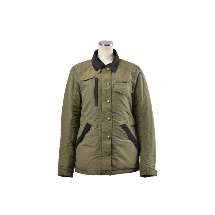 J-AMBLE (レディース)ROJ-986 ATクラシックジャケット OLIVE◆全2色◆