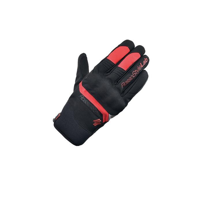 J-AMBLE RSG-329 プロテクトアクティブウィンターグローブ BLACK/RED◆全4色◆