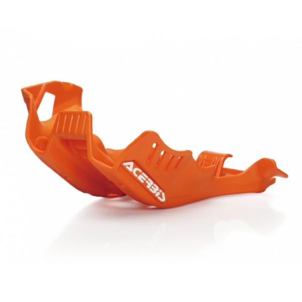 ACERBIS スキッドプレート KTM EXC250/300TPI オレンジ