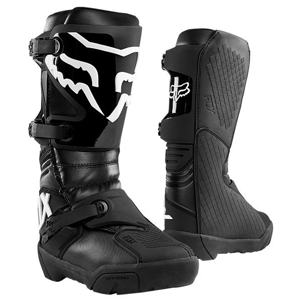 FOX RACING FOX 22 COMP X ブーツ ブラック