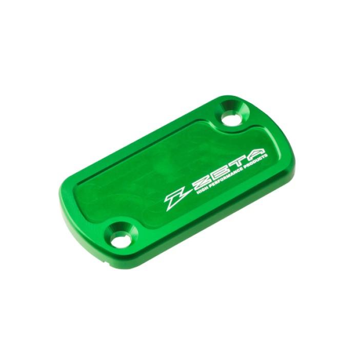DIRTFREAK リザーバーカバー グリーン CR/CRF/KX450 リヤ CRF250L CT125 20-
