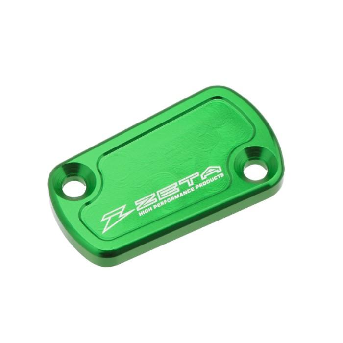 DIRTFREAK リザーバーカバー グリーン CRF450R'21- KX450 19- KX250 21-