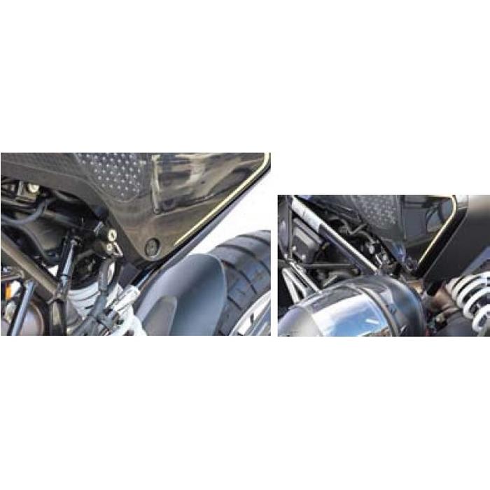 KIJIMA HQ-05001 キジマ ヘルメットロック ブラック スヴァルトピレン125/250/401 18Y-