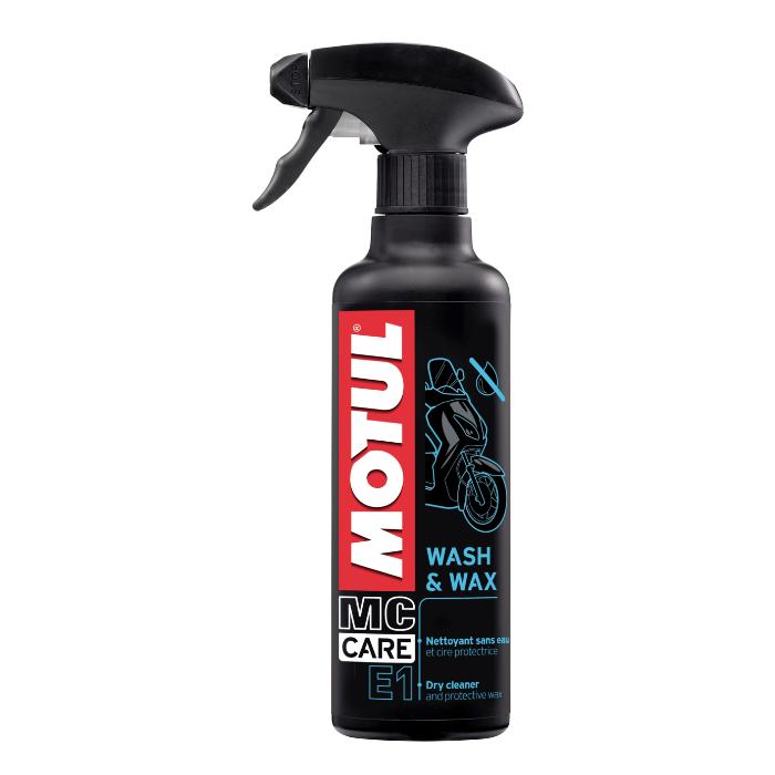 MOTUL ウォッシュ&ワックス E1 0.4L