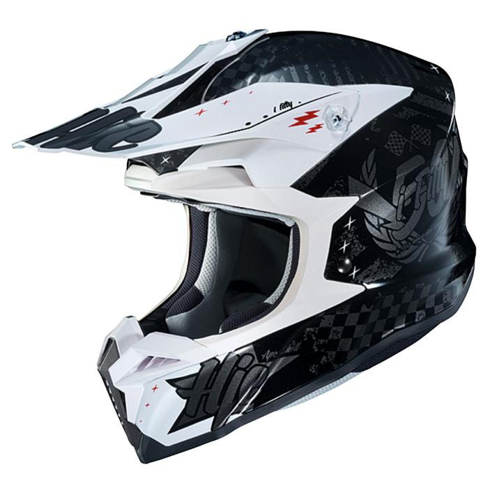 HJC HJH198 i50 [アルタクス] オフロードヘルメット