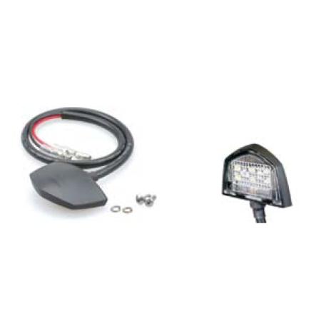 KIJIMA ライセンスランプ LED タイプ5 ボルトマウント