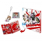 アニメ『ばくおん!! 第1巻【初回限定版】Blu-ray&DVD』新発売っ!