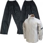雨の時期には『2パンツ』レインスーツを!