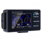 【デイトナ】MOTO GPS RADAR LCD がモデルチェンジ!