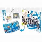 アニメ『ばくおん!! 第2巻【初回限定版】Blu-ray&DVD』新発売っ!!