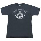 アメリカンテイストのNAPSオリジナルTシャツです!