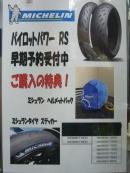 ミシュラン Pilot Power RS