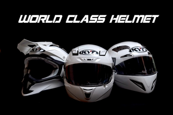KYTヘルメット展示即売会!
