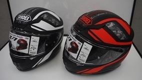 SHOEIヘルメット新商品