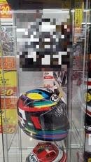 【激レア品】アノ限定ヘルメットが先行で見れちゃう!!?