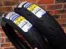 250ccクラス 新タイヤ 【POWER RS】入荷しました